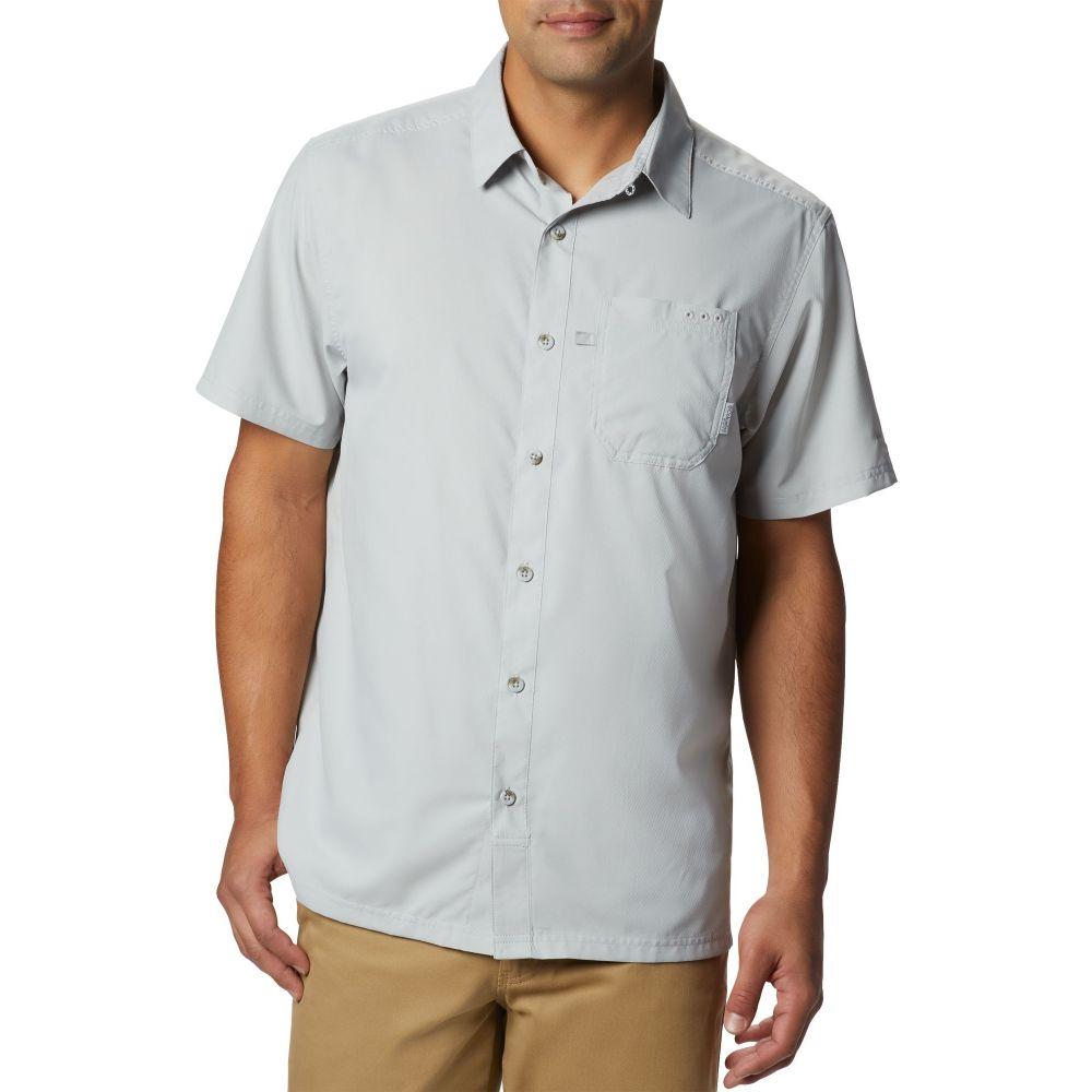 コロンビア Columbia メンズ トップス 【Slack Tide Camp Shirt (Regular and Big & Tall)】Cool Grey