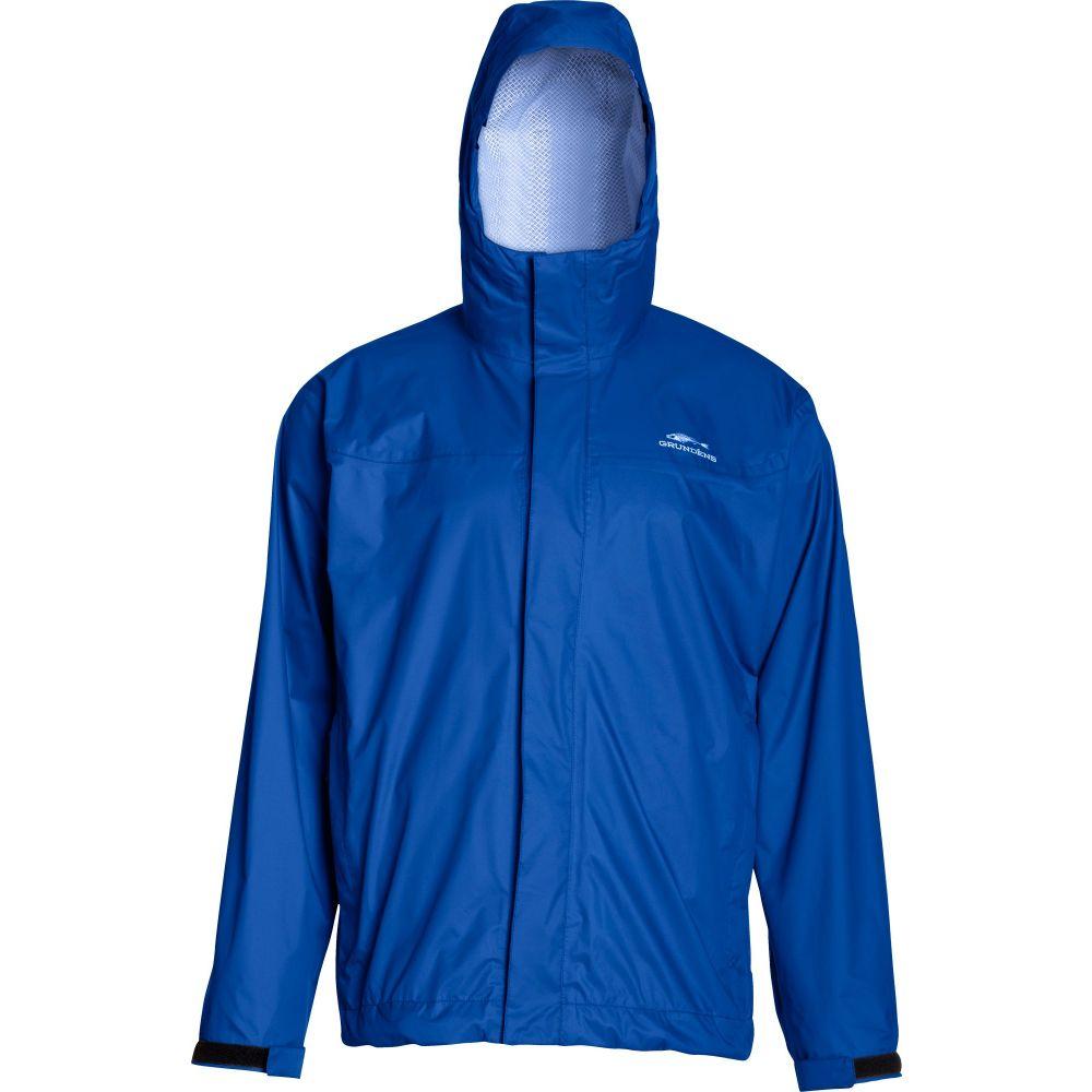 グルンデン Grundens USA メンズ ジャケット アウター【Grundens Storm Seeker Jacket】Ocean Blue