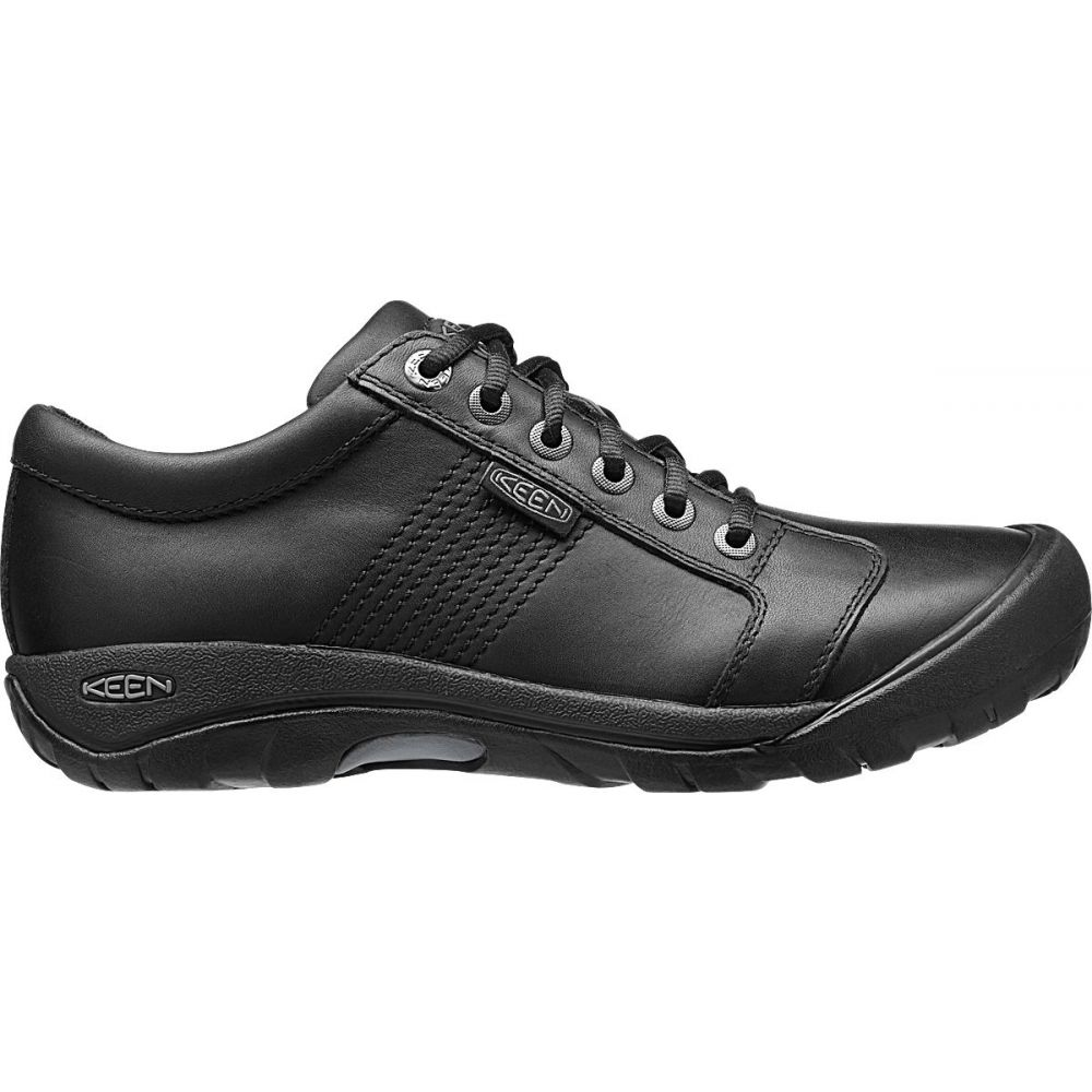 キーン Keen メンズ シューズ・靴 【KEEN Austin Casual Shoes】Black