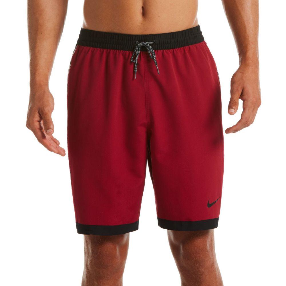 ナイキ Nike メンズ 海パン 水着・ビーチウェア【Funfetti Racer Volley Swim Trunks】Noble Red
