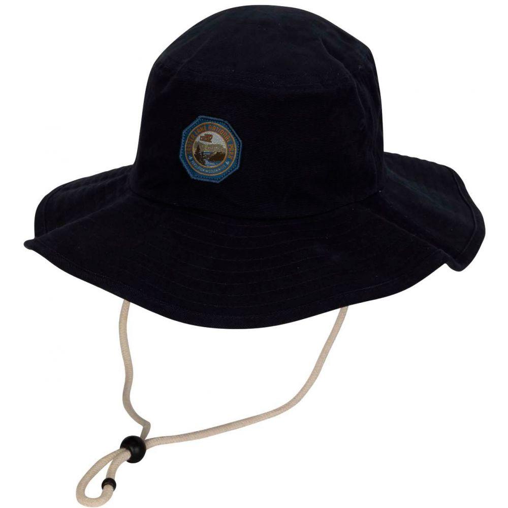 ハーレー Hurley メンズ 帽子 【Pendleton Crater Lake Boonie Hat】Obsidian