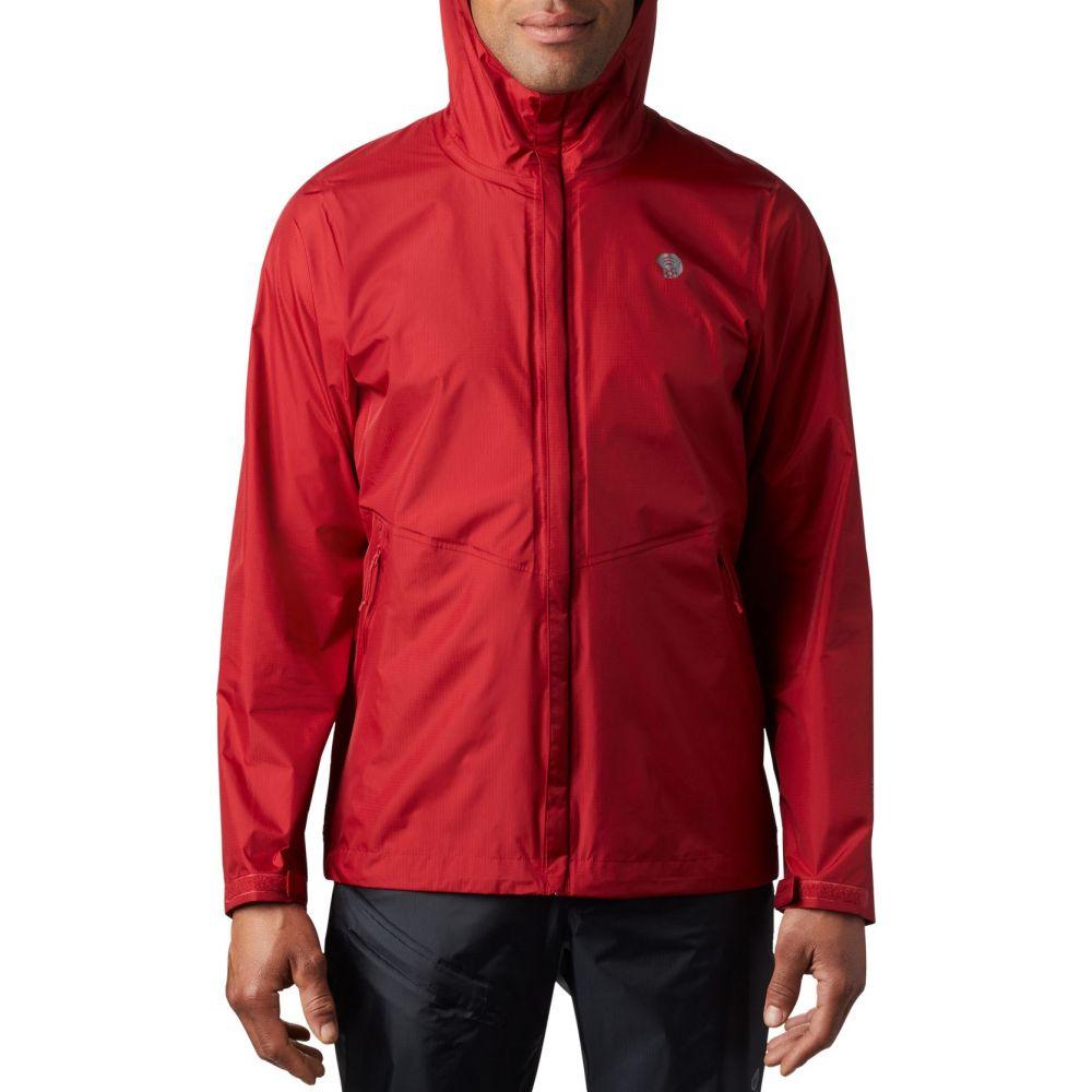 マウンテンハードウェア Mountain Hardwear メンズ ジャケット アウター【Acadia Jacket】Dark Brick