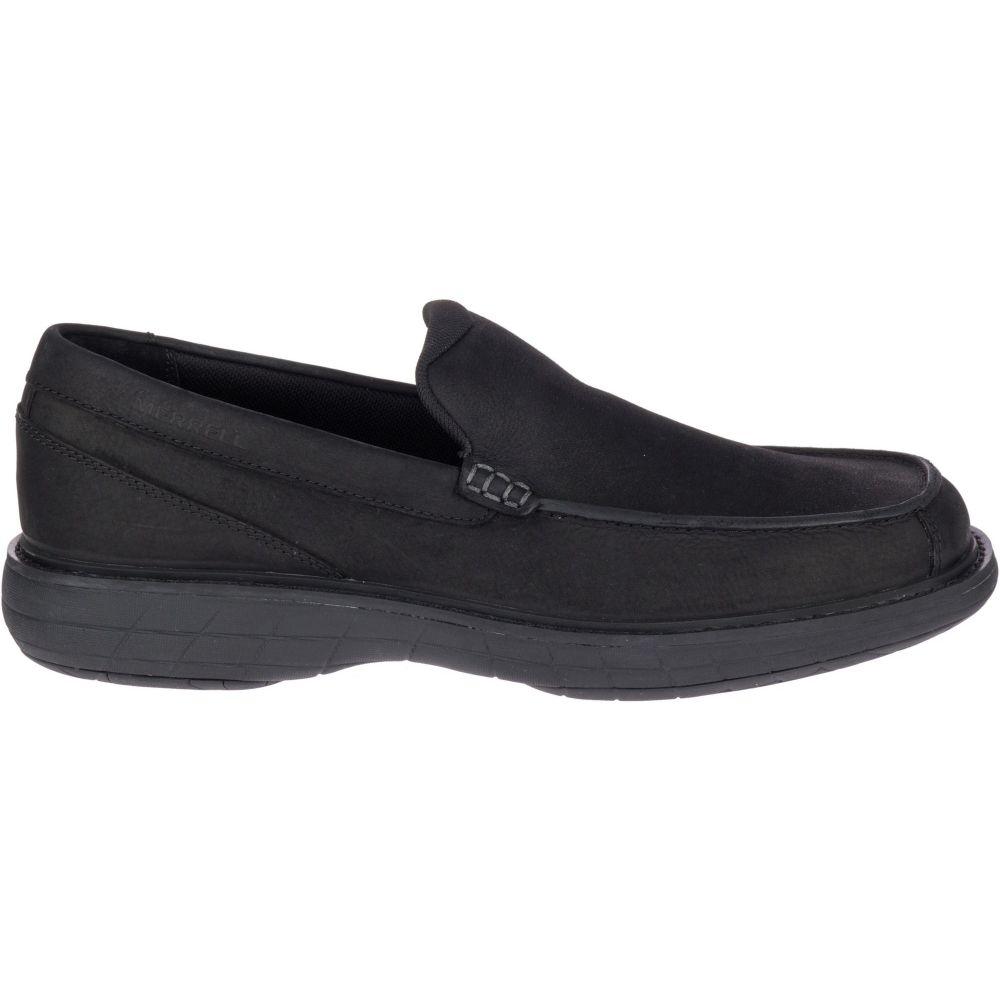 メレル Merrell メンズ シューズ・靴 【World Vue Venetian Moc Casual Shoes】Black