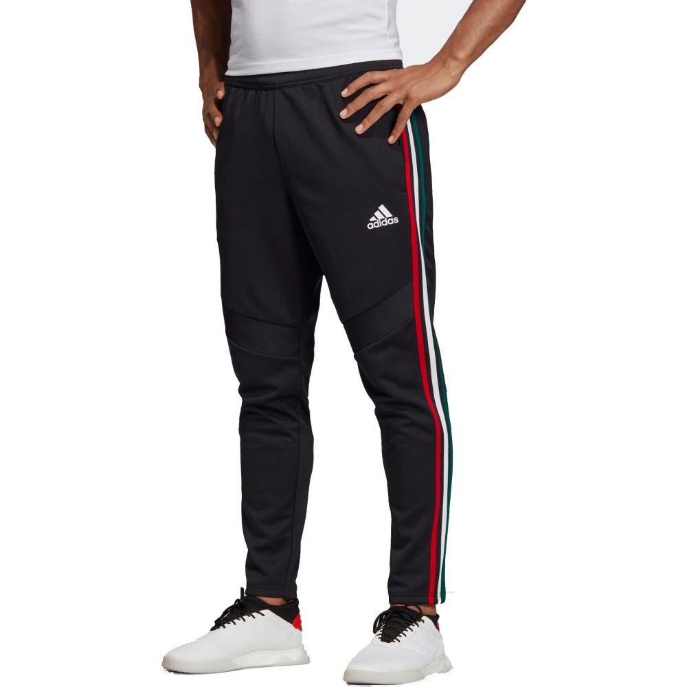 アディダス adidas メンズ フィットネス・トレーニング ボトムス・パンツ【Tiro 19 Ombre Stripes Training Pants】Bk/Power Red/Wt/Colleg Gr