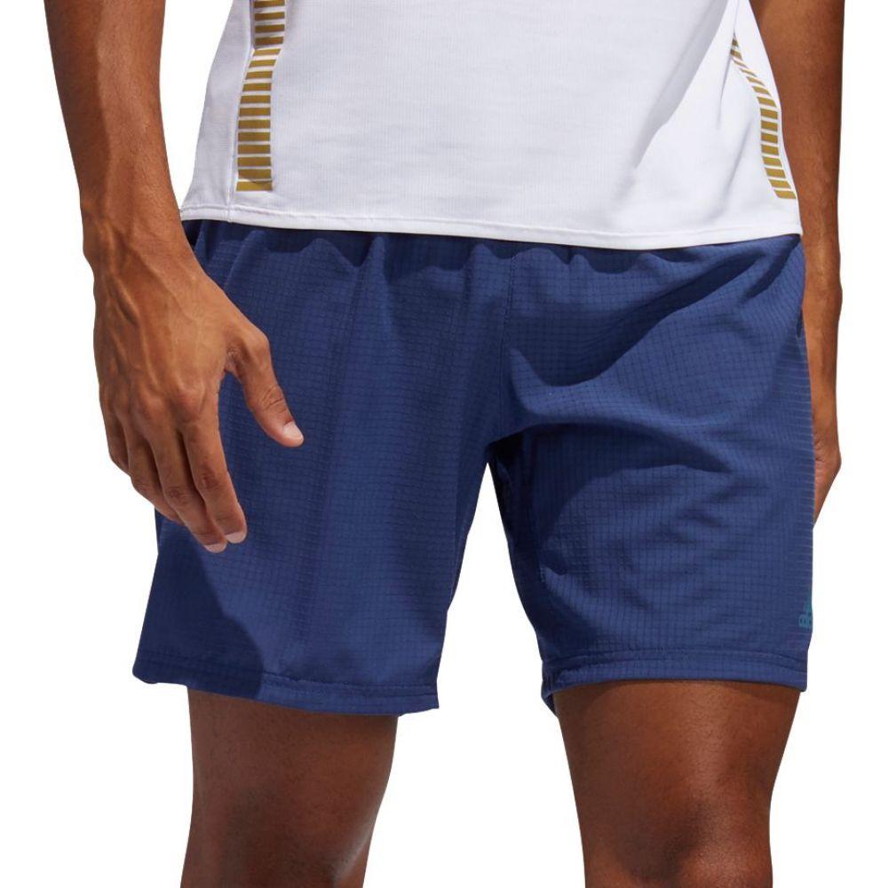 アディダス adidas メンズ ランニング・ウォーキング ショートパンツ ボトムス・パンツ【Supernova 7'' Running Shorts】Indigo