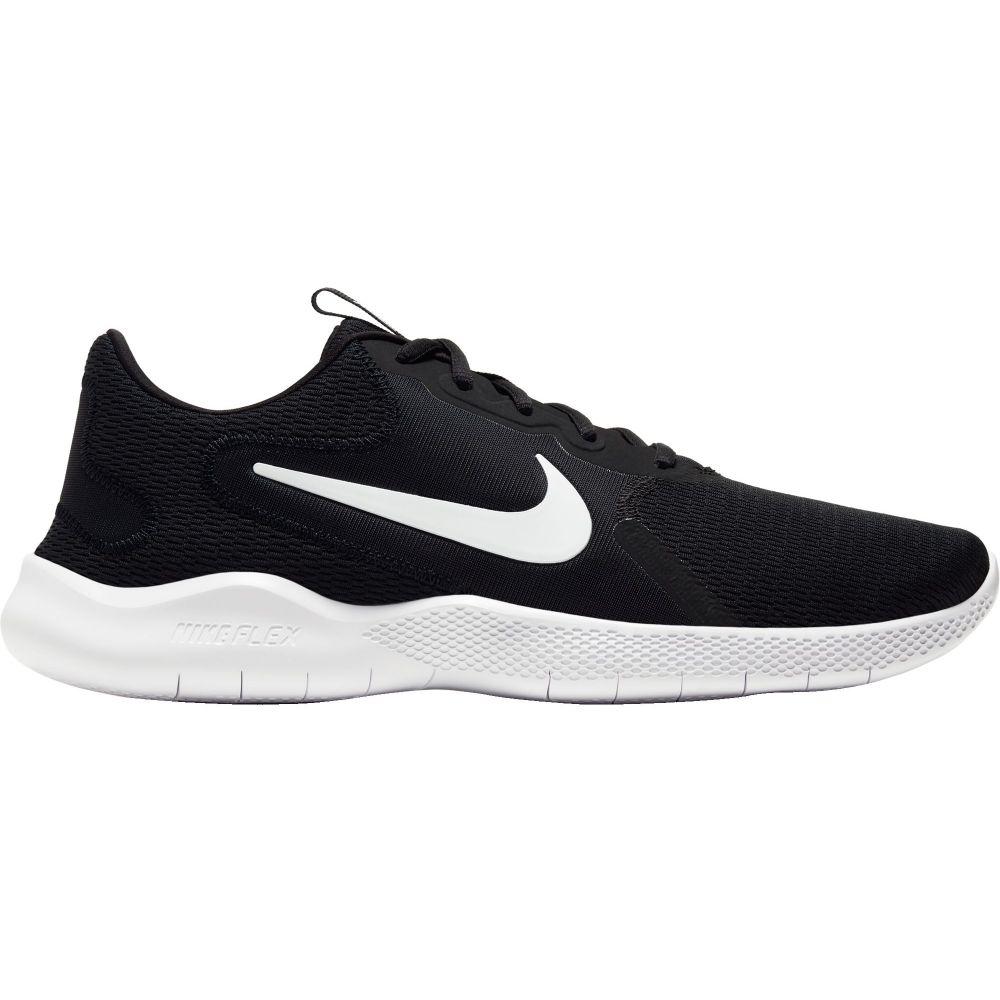 ナイキ Nike メンズ ランニング・ウォーキング シューズ・靴【Flex Experience Run 9 Running Shoes】Black/White/Grey