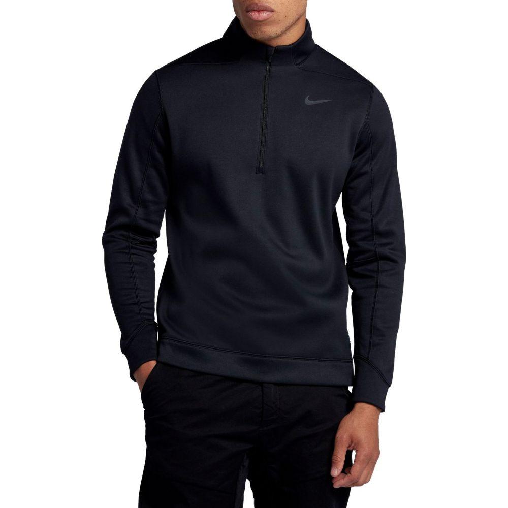 ナイキ Nike メンズ ゴルフ トップス【Therma Repel Golf 1/4 Zip】Black