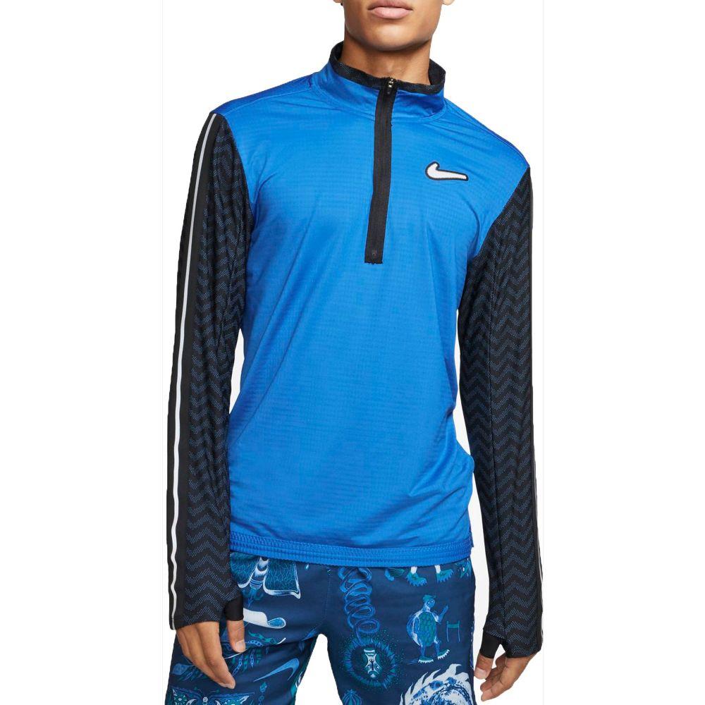ナイキ Nike メンズ フィットネス・トレーニング ドライフィット Tシャツ トップス【Dri-FIT Legends Printed Training T-Shirt】Battle Blue