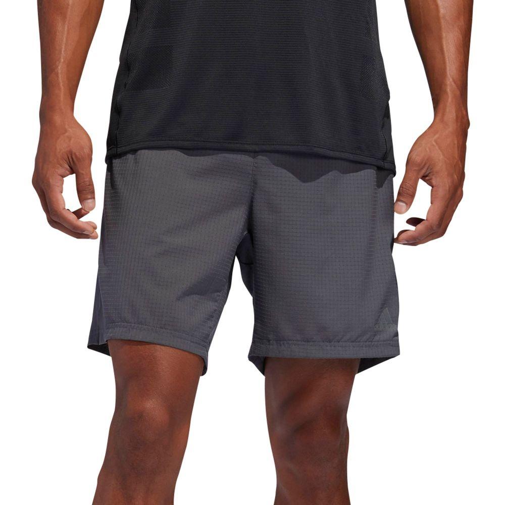 アディダス adidas メンズ ランニング・ウォーキング ショートパンツ ボトムス・パンツ【Supernova 5'' Running Shorts】Grey Six