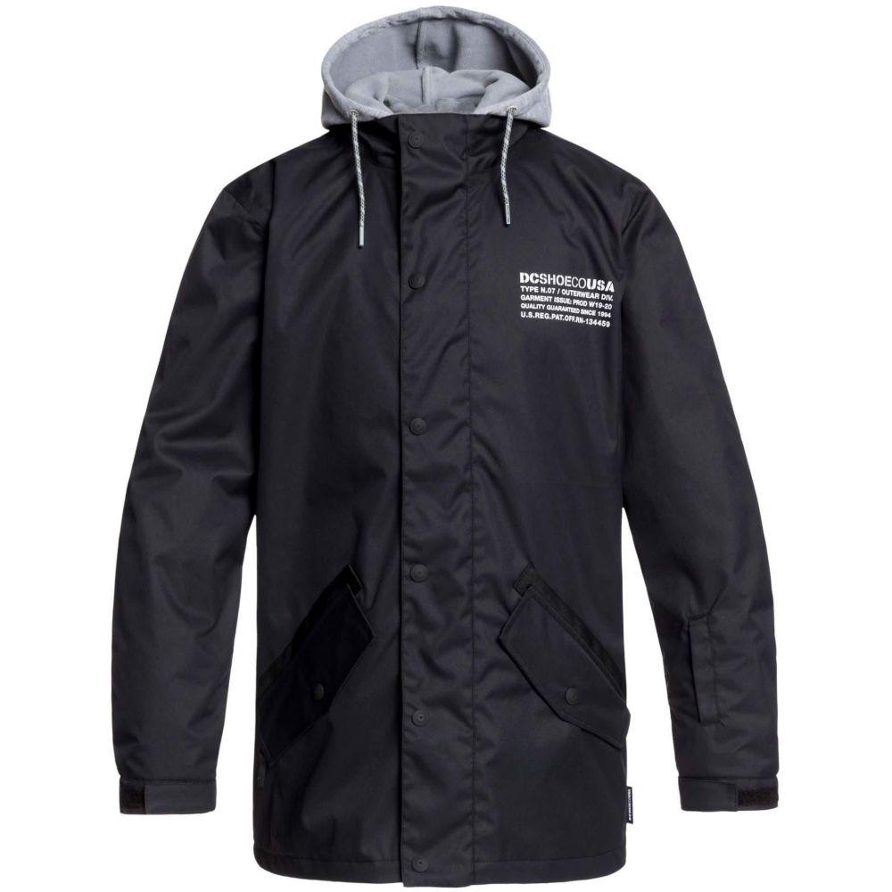 ディーシー DC Shoes メンズ スキー・スノーボード ジャケット アウター【Union Snow Jacket】Black