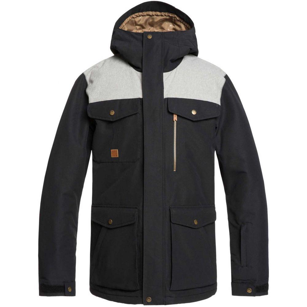 クイックシルバー Quiksilver メンズ スキー・スノーボード ジャケット アウター【Raft Snow Jacket】Black