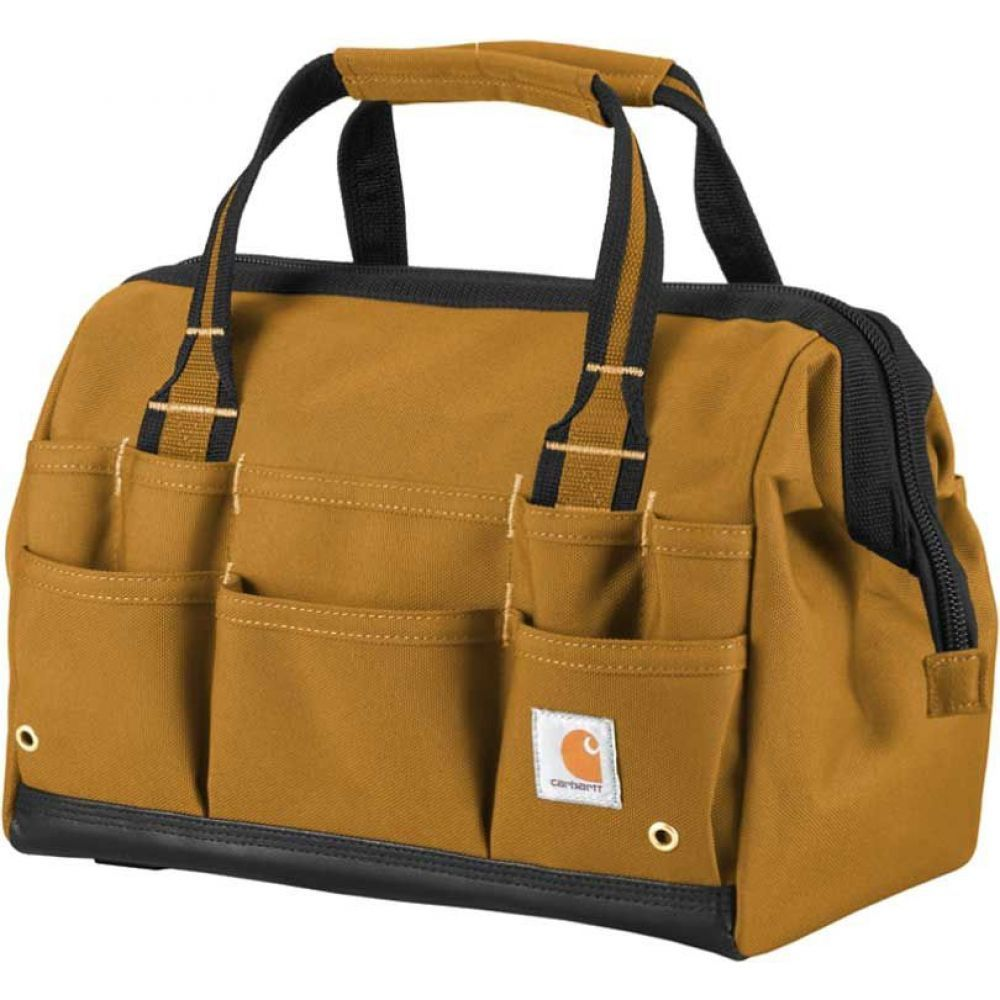カーハート Carhartt ユニセックス バッグ 【Legacy 14 Tool Bag】Brown