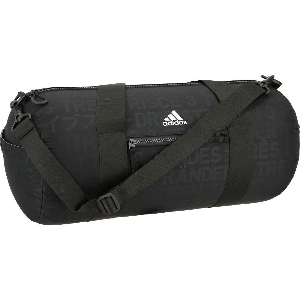 アディダス adidas ユニセックス ボストンバッグ・ダッフルバッグ バッグ【VFA Roll Duffle】Black