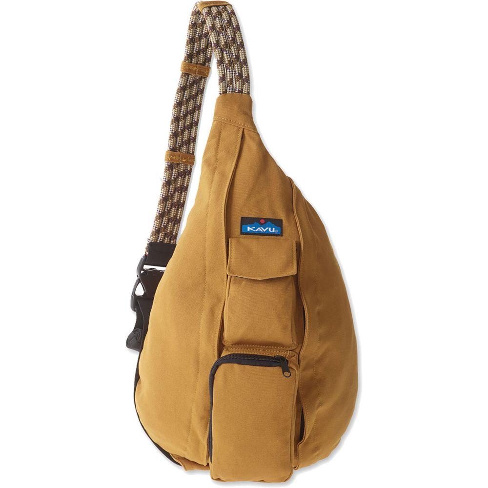 カブー KAVU ユニセックス バッグ 【Rope Bag】Tobacco