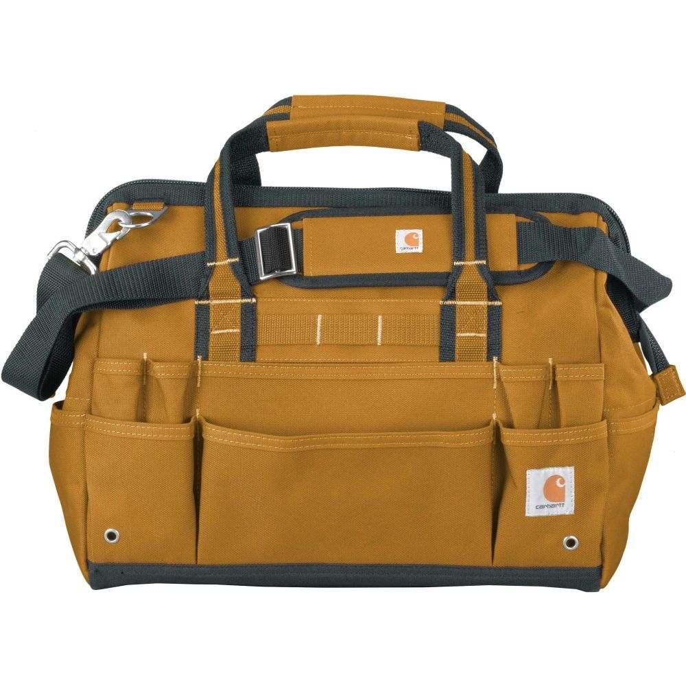 カーハート Carhartt ユニセックス バッグ 【Legacy 16 Tool Bag】Brown