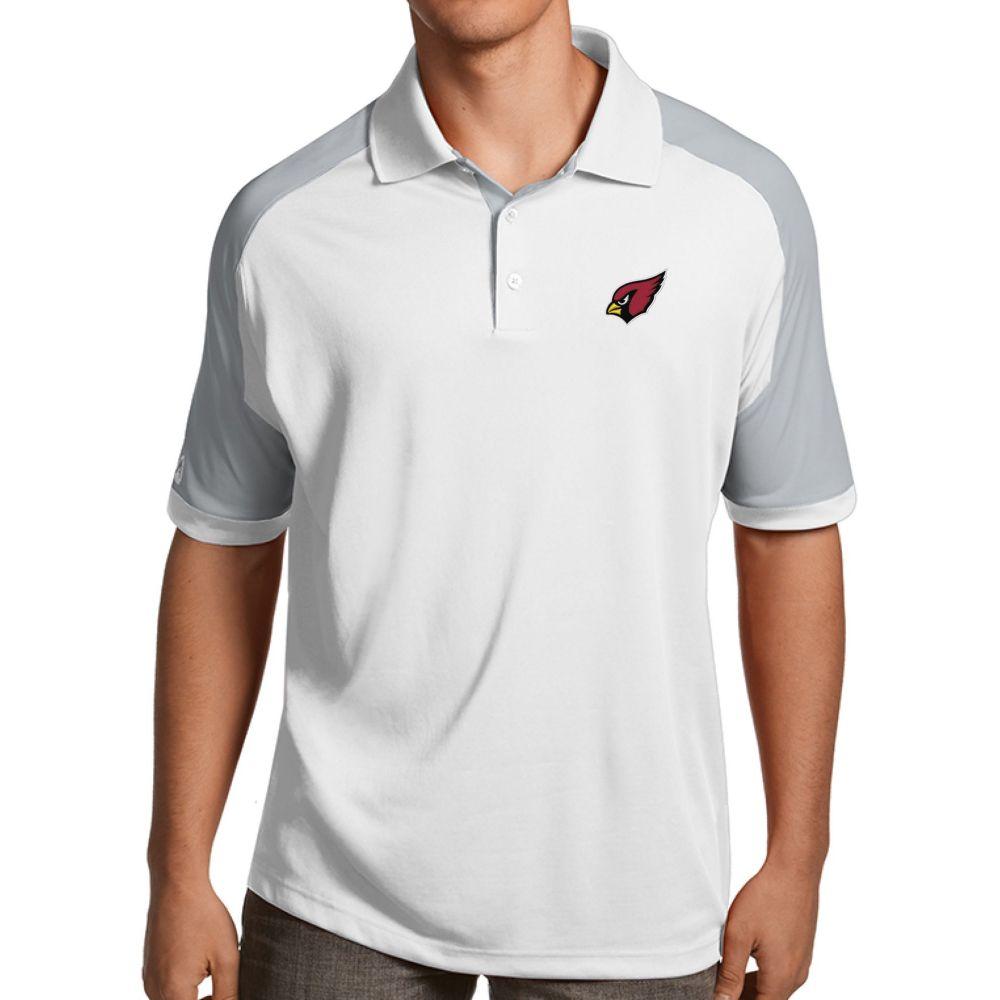 アンティグア Antigua メンズ ポロシャツ トップス【Arizona Cardinals Century White Polo】