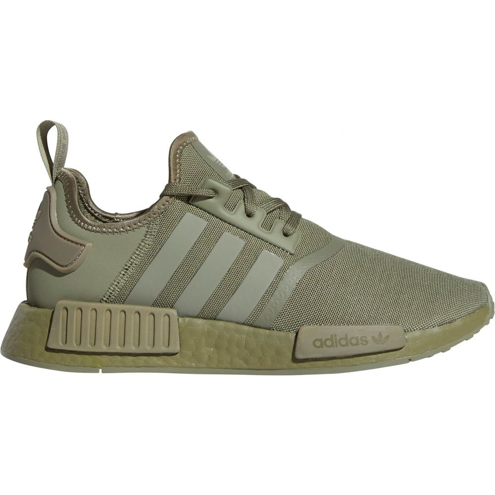 アディダス adidas メンズ シューズ・靴 【Originals NMD_R1 Shoes】Green/Green