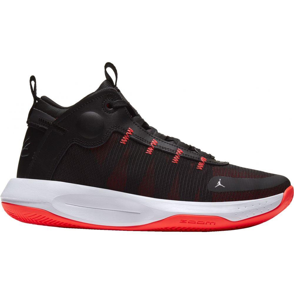 ナイキ ジョーダン Jordan メンズ バスケットボール シューズ・靴【Jumpman 2020 Basketball Shoes】Blk/Met Silver/Wht/Red