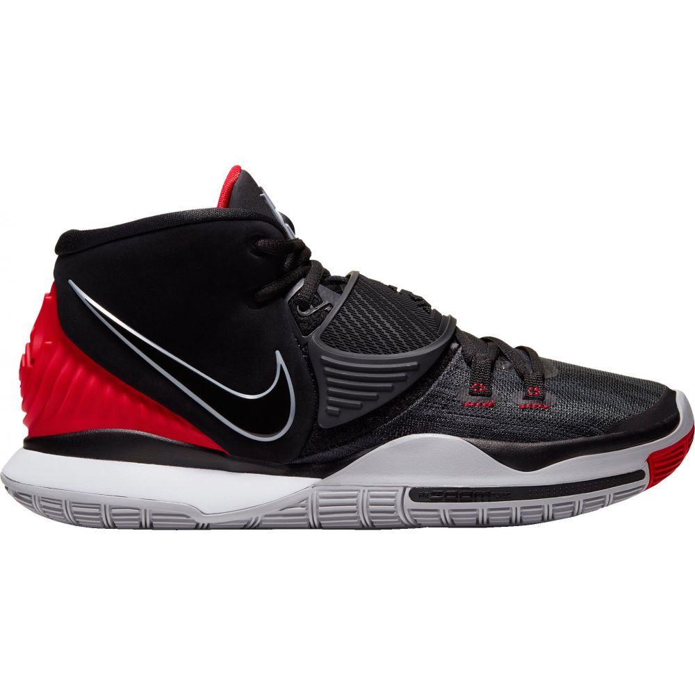 ナイキ Nike メンズ バスケットボール シューズ・靴【Kyrie 6 Basketball Shoes】Black/University Red