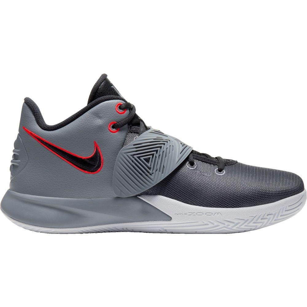 ナイキ Nike メンズ バスケットボール シューズ・靴【Kyrie Flytrap III Basketball Shoes】Dark Grey/White/Wolf Grey