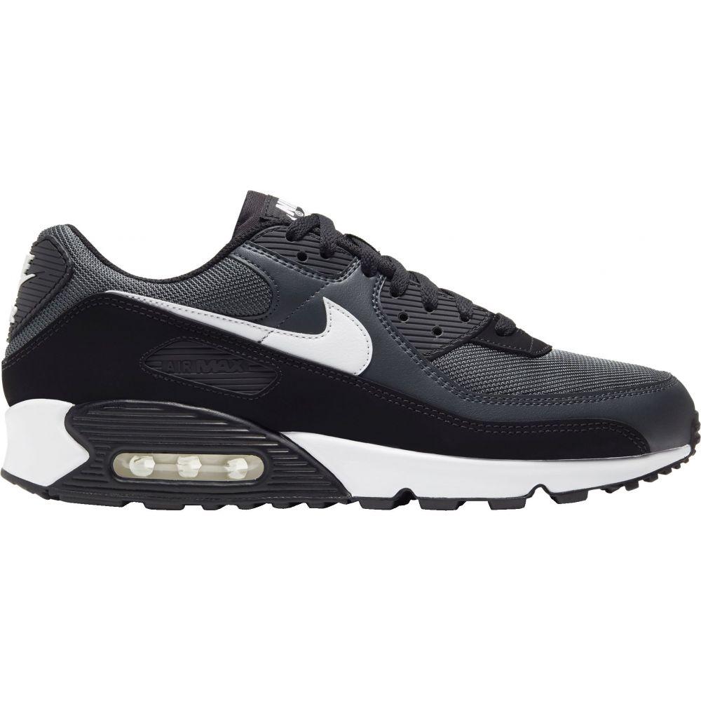 ナイキ Nike メンズ シューズ・靴 【Air Max 90 Shoes】Gry/Wht/Smoke Gry/Blk