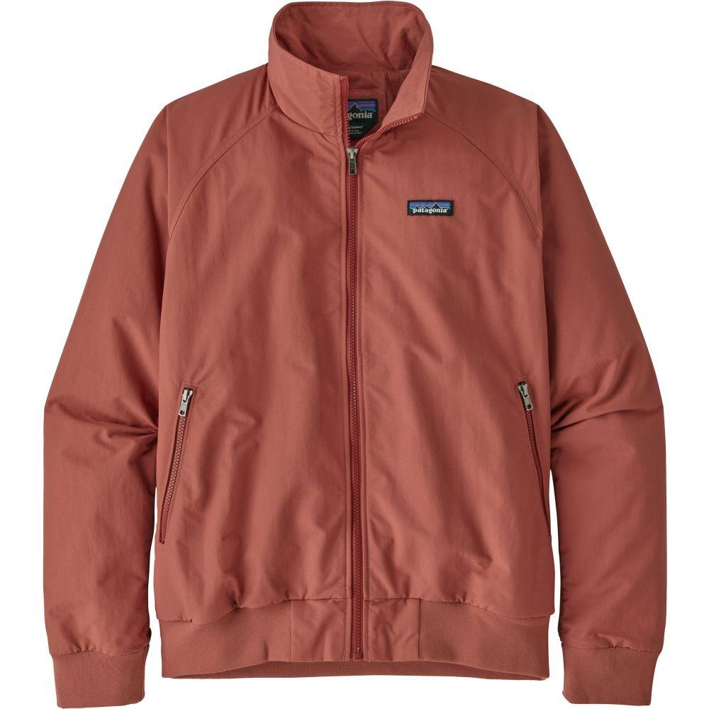 パタゴニア Patagonia メンズ ジャケット アウター【Baggies Full Zip Jacket】Spanish Red
