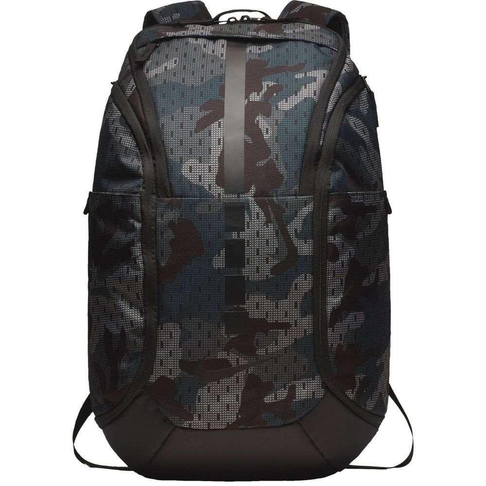 ナイキ Nike ユニセックス バスケットボール 【Hoops Elite Pro Camo Basketball Backpack】Deep Jungle