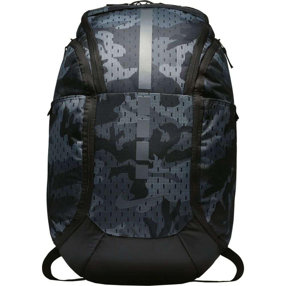 ナイキ Nike ユニセックス バスケットボール 【Hoops Elite Pro Camo Basketball Backpack】Anthracite