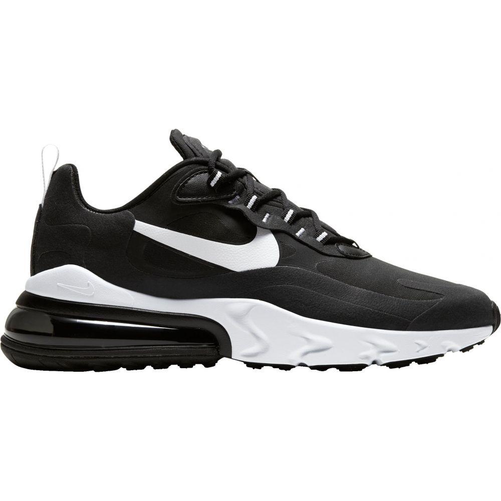 ナイキ Nike メンズ シューズ・靴 【Air Max 270 React Shoes】Black/White/Black