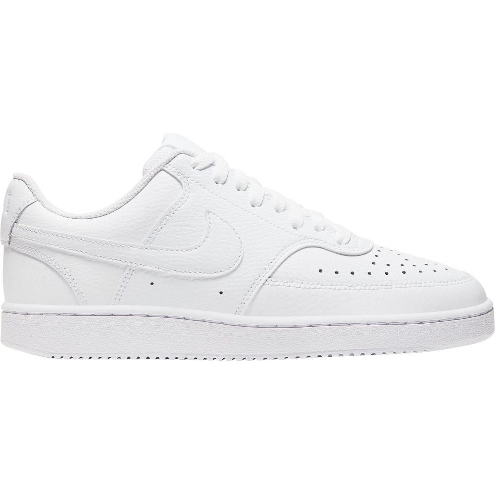 ナイキ Nike メンズ スニーカー シューズ・靴【Court Vision Shoes】White
