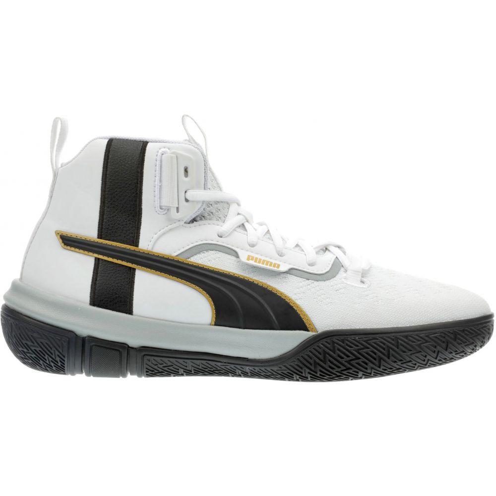 プーマ PUMA メンズ バスケットボール シューズ・靴【Legacy '68 Basketball Shoes】White/Black