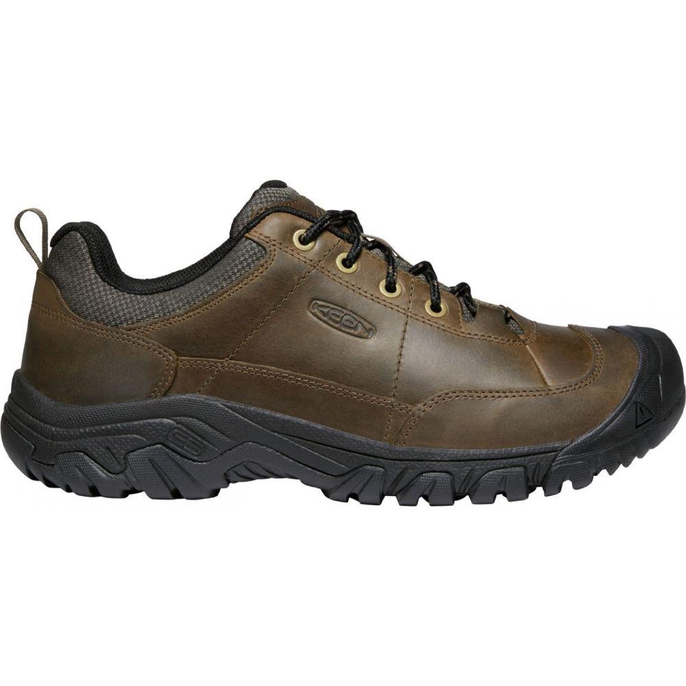 キーン Keen メンズ シューズ・靴 【KEEN Targhee III Oxford Shoes】Canteen