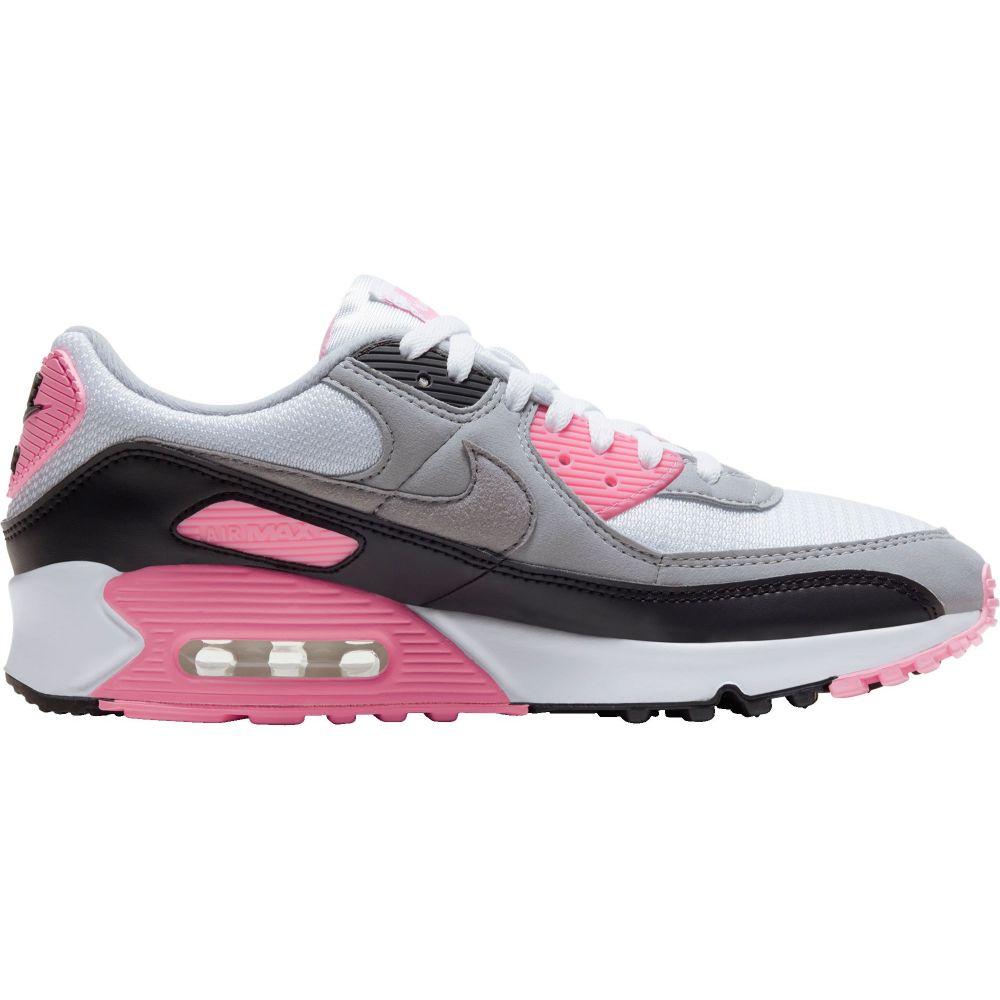 ナイキ Nike メンズ シューズ・靴 【Air Max 90 Shoes】Wht/Gry/Blk/Rose