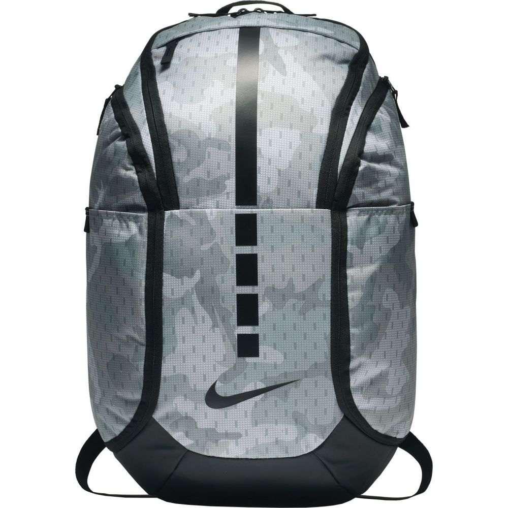 ナイキ Nike ユニセックス バスケットボール 【Hoops Elite Pro Camo Basketball Backpack】Wolf Grey