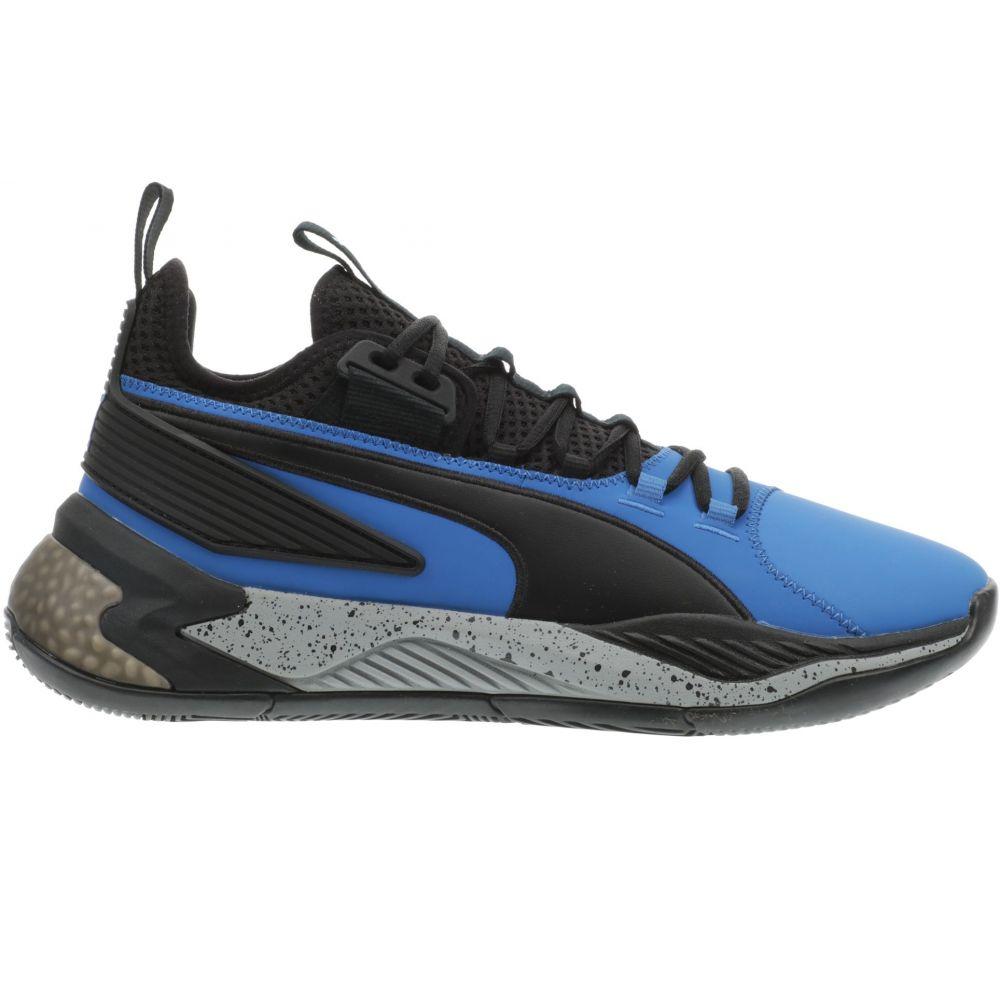 プーマ PUMA メンズ バスケットボール シューズ・靴【Uproar Hybrid Court Basketball Shoes】Blue/Black
