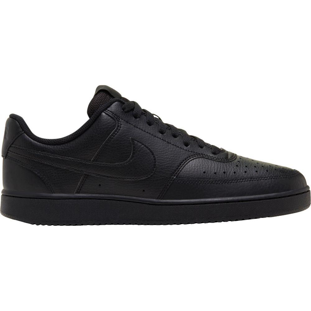 ナイキ Nike メンズ スニーカー シューズ・靴【Court Vision Shoes】Black
