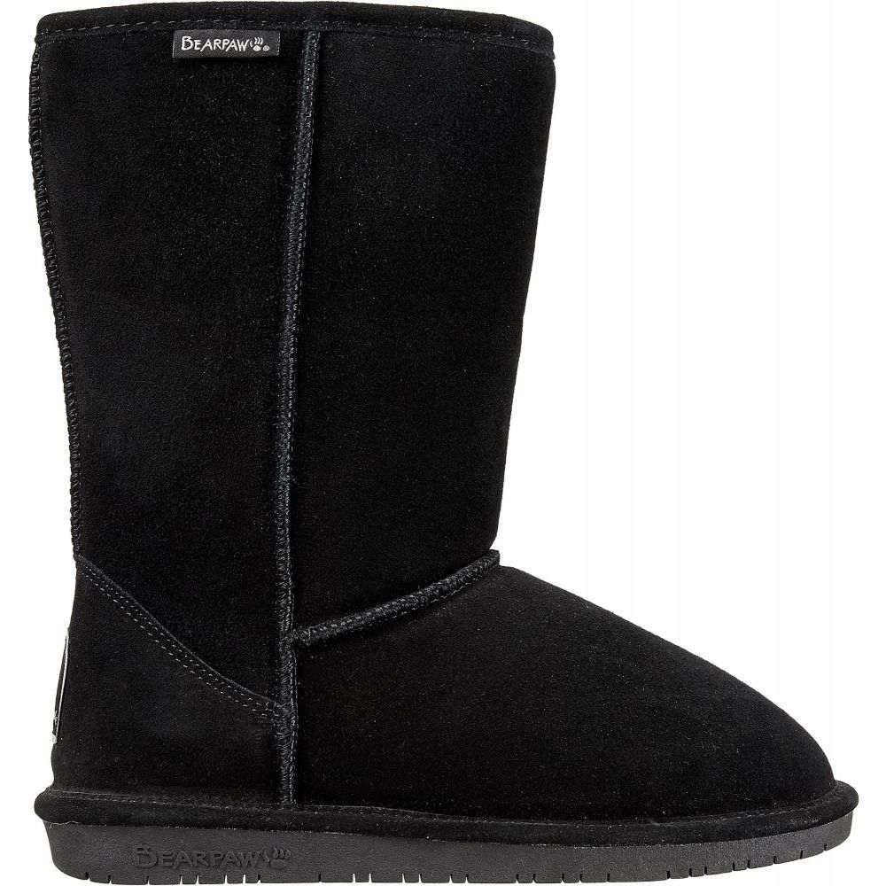 ベアパウ BEARPAW レディース ブーツ シューズ・靴【Emma Mid Winter Boots】Black