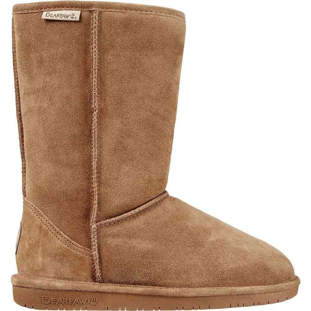 ベアパウ BEARPAW レディース ブーツ シューズ・靴【Emma Mid Winter Boots】Hickory