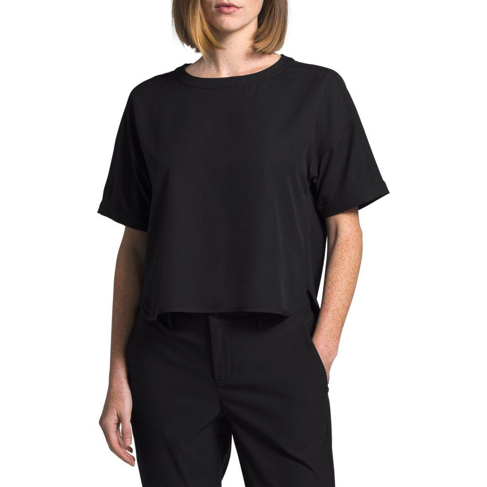 ザ ノースフェイス The North Face レディース Tシャツ トップス【Explore City T-Shirt】TNF Black
