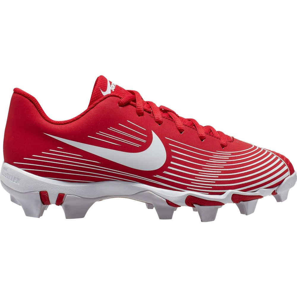 ナイキ Nike レディース 野球 シューズ・靴【Hyperdiamond 3 Keystone Softball Cleats】Red/White