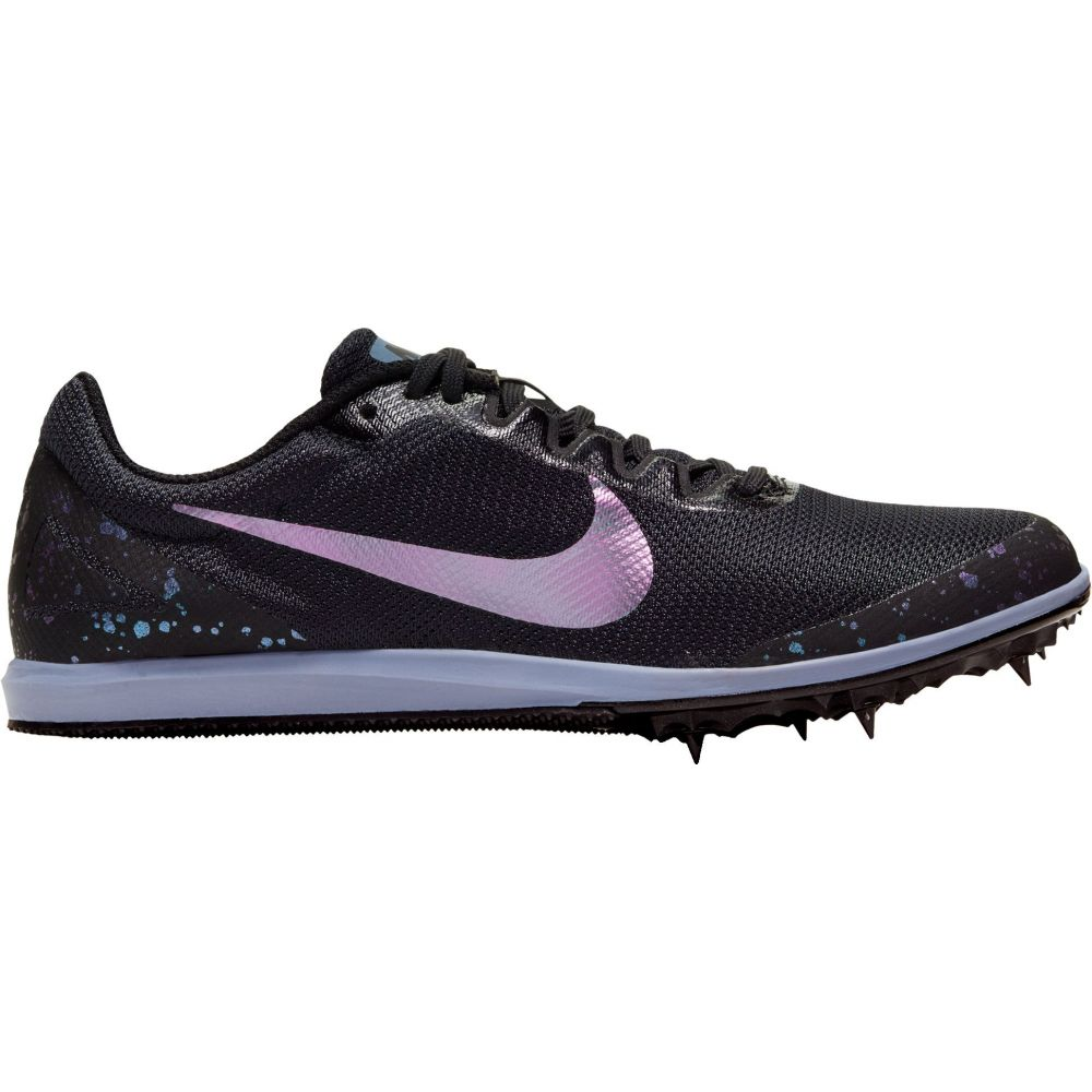ナイキ Nike レディース 陸上 シューズ・靴【Zoom Rival D 10 Track and Field Shoes】Black/White