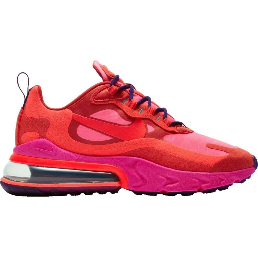 ナイキ Nike レディース スニーカー シューズ・靴【Air Max 270 React Shoes】Mys Rd/Brt Crim/Pnk Blast