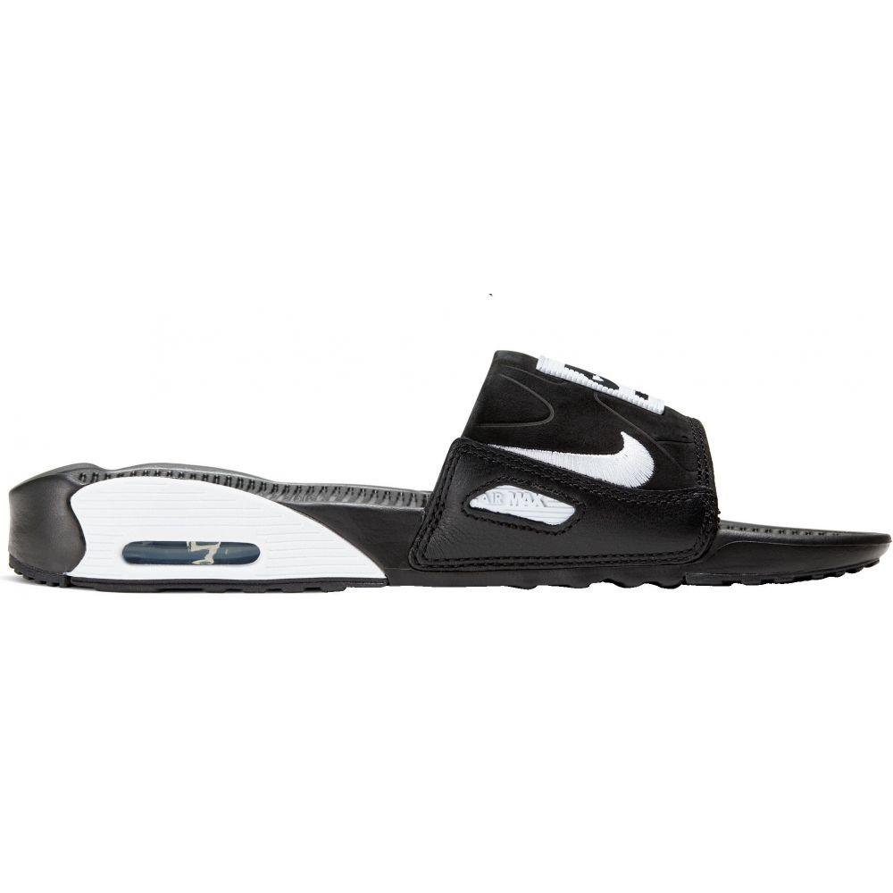 ナイキ Nike レディース サンダル・ミュール シューズ・靴【Air Max 90 Slides】Black/White