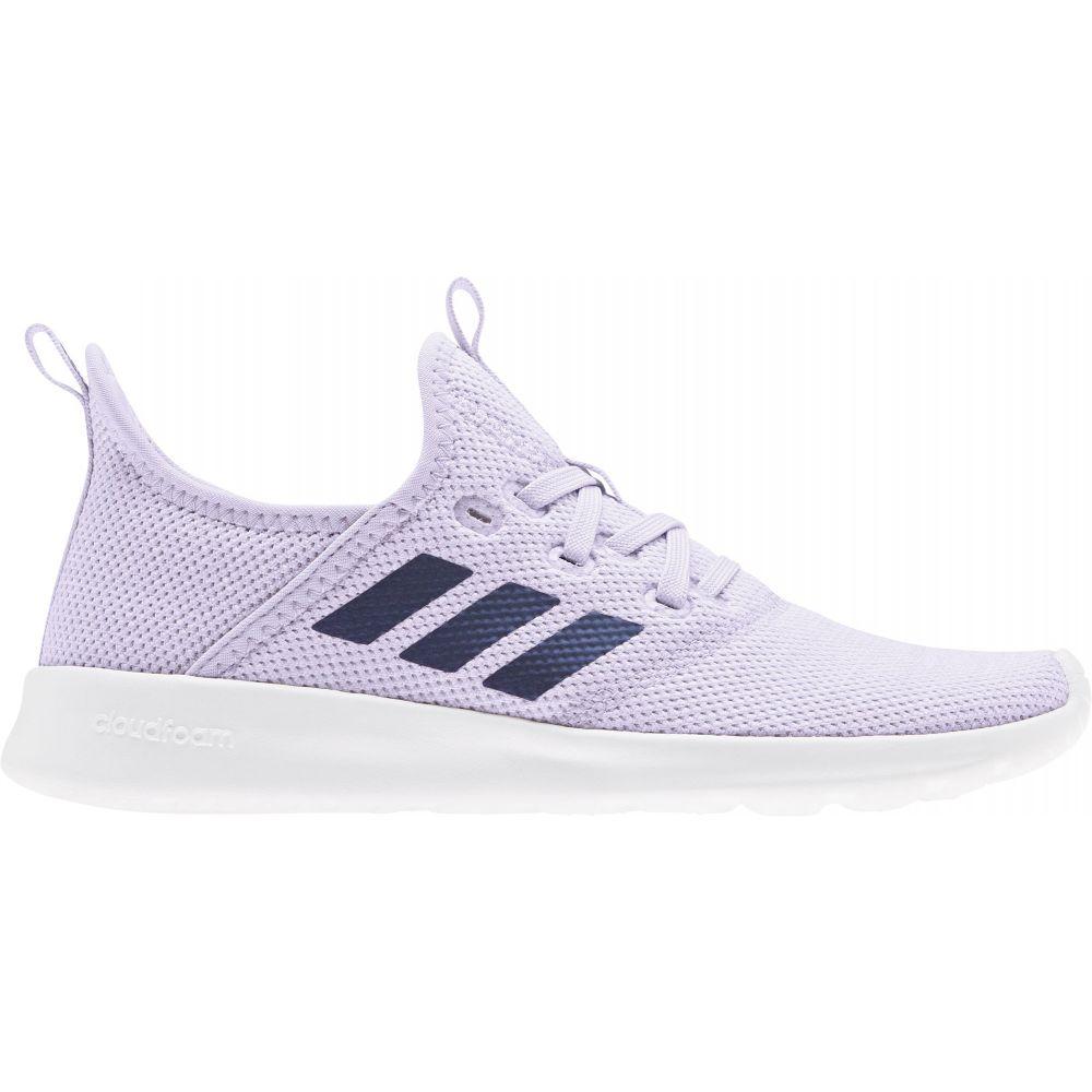 アディダス adidas レディース スニーカー シューズ・靴【Cloudfoam Pure Shoes】Purple/Blue/White