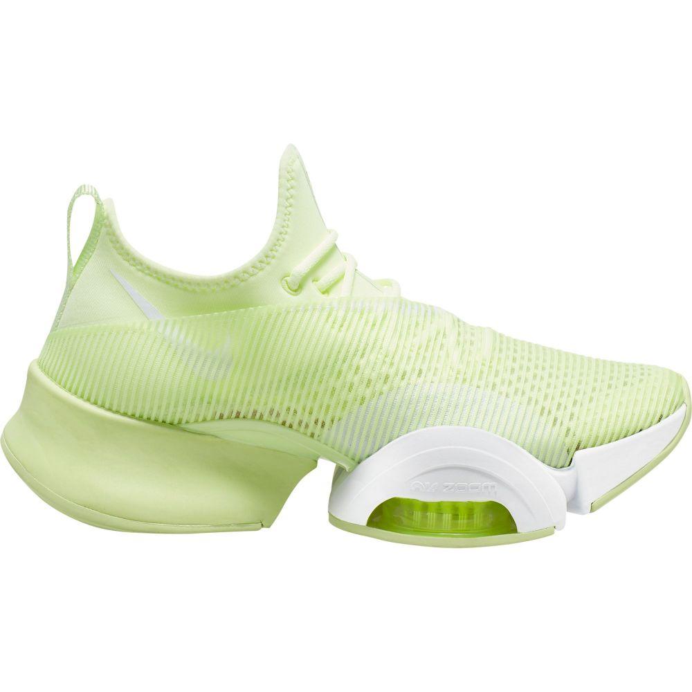 ナイキ Nike レディース フィットネス・トレーニング シューズ・靴【Air Zoom SuperRep Training Shoes】Volt/White