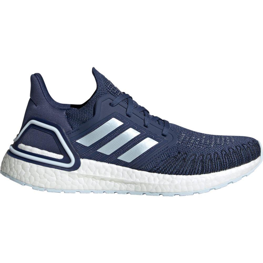 アディダス adidas レディース ランニング・ウォーキング シューズ・靴【Ultraboost 20 Running Shoes】Tech Indigo/Sky Tint