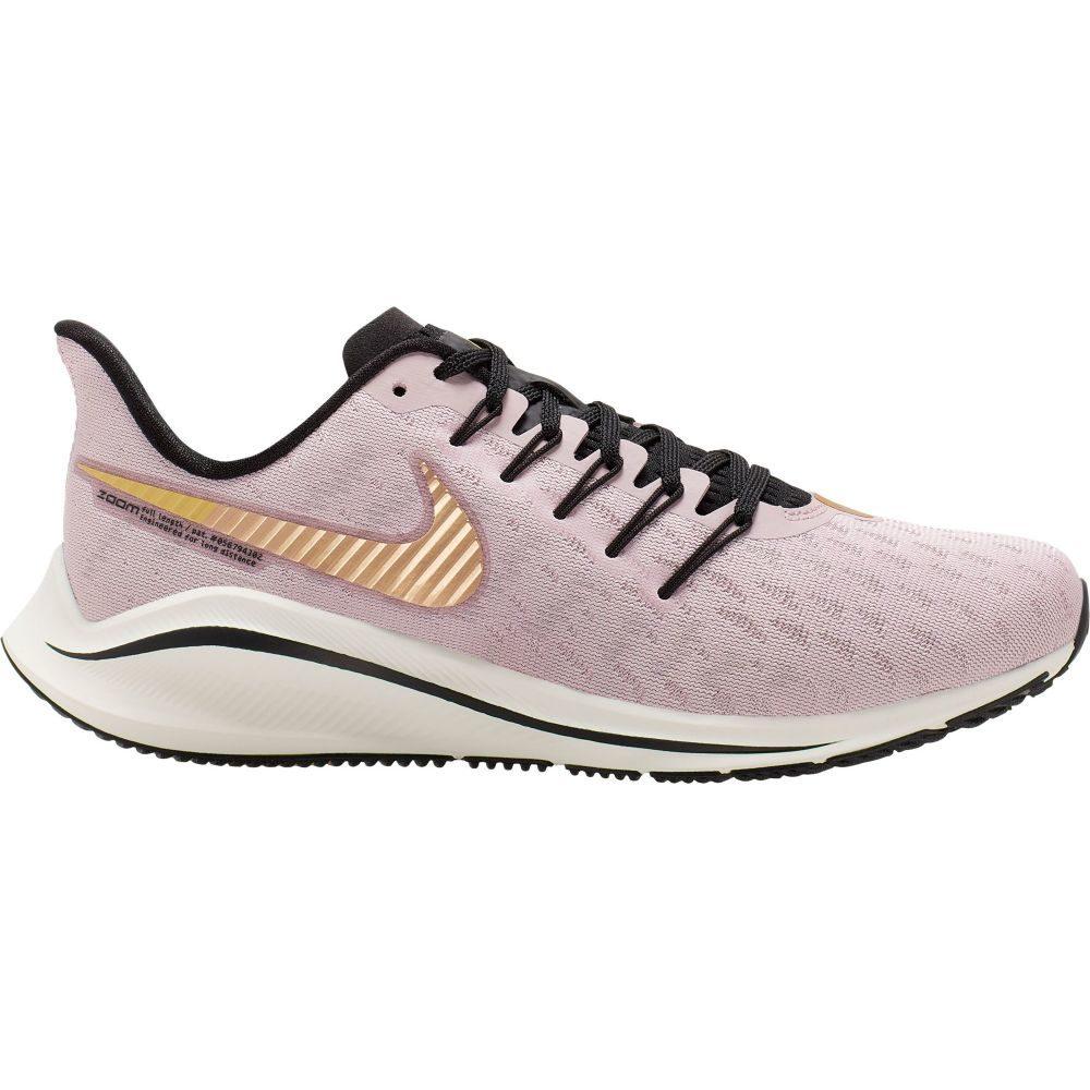 ナイキ Nike レディース ランニング・ウォーキング シューズ・靴【Air Zoom Vomero 14 Running Shoes】Plum Chalk