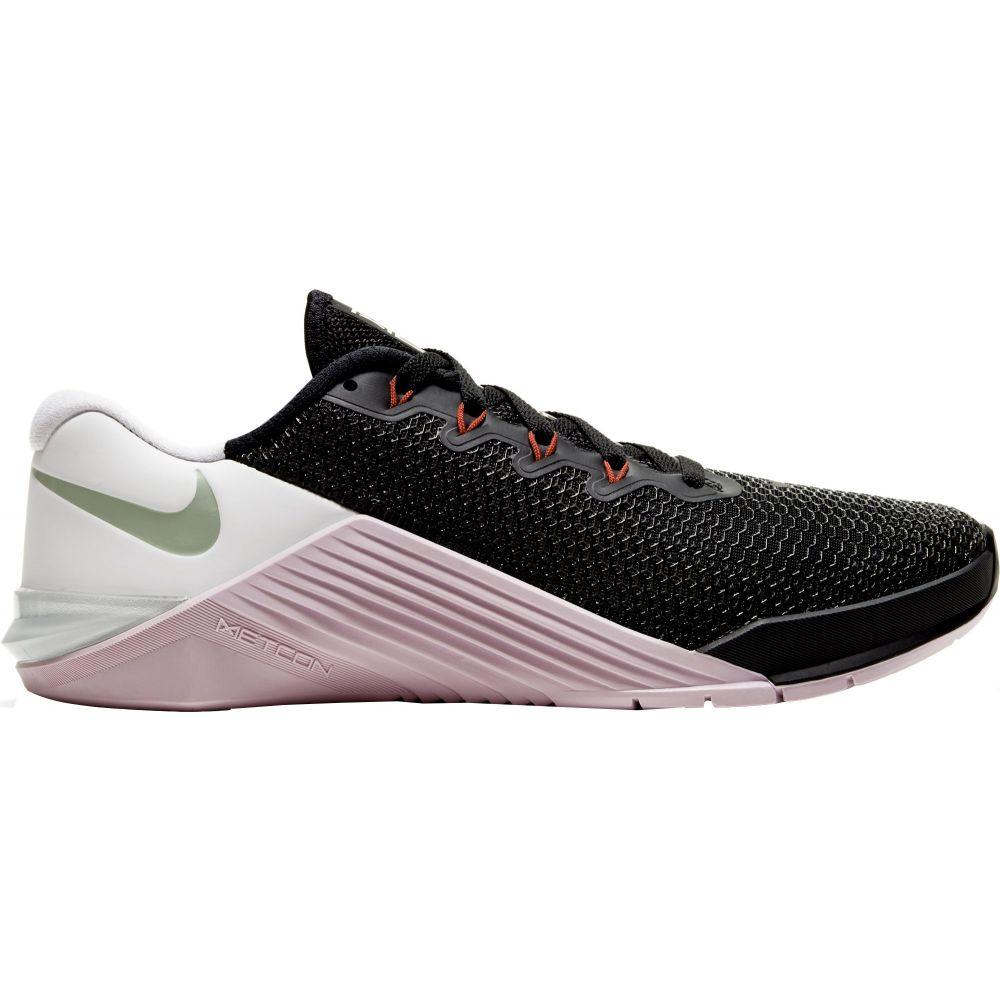 ナイキ Nike レディース フィットネス・トレーニング シューズ・靴【Metcon 5 Training Shoes】Black/Rose