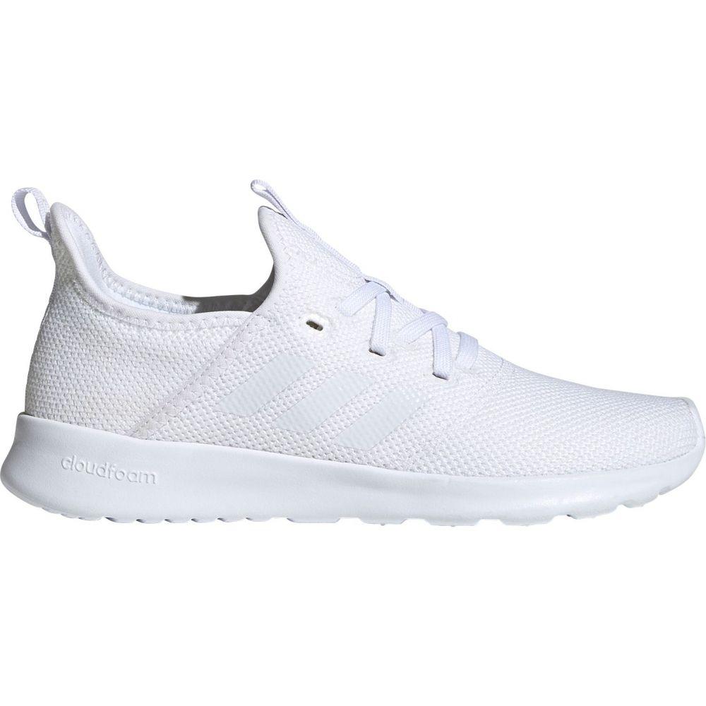 アディダス adidas レディース スニーカー シューズ・靴【Cloudfoam Pure Shoes】White/White/White