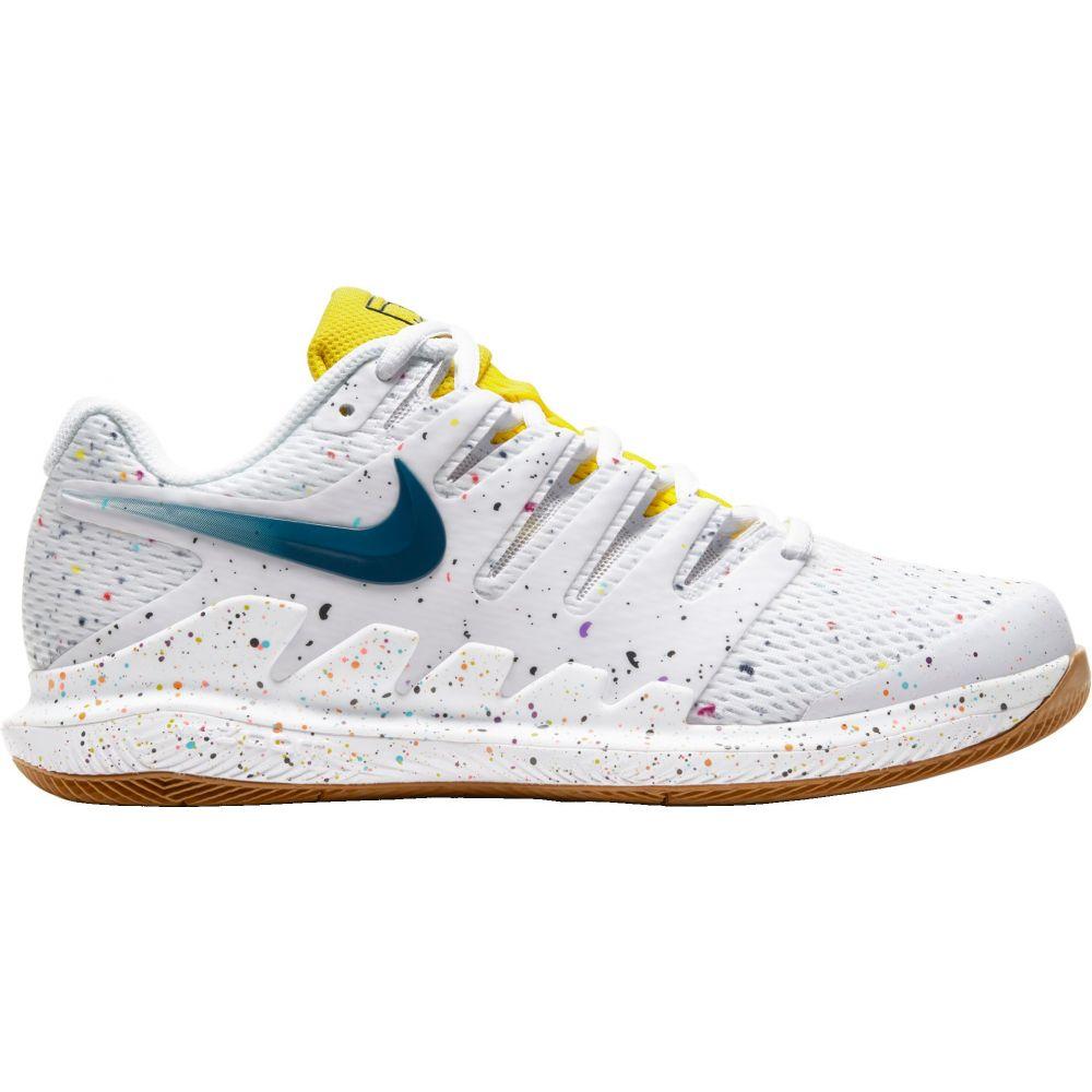 ナイキ Nike レディース テニス シューズ・靴【Air Zoom Vapor X Tennis Shoes】Blue/Yellow